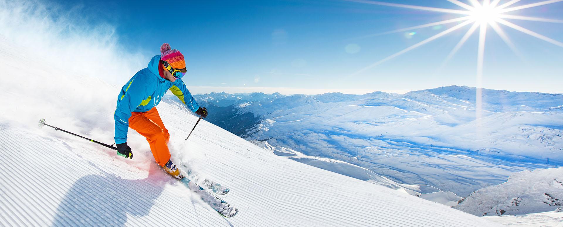 Nieve y Ski